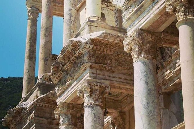 Half Day Ancient Ephesus and Virgin Mary Private Tour from Kusadasi