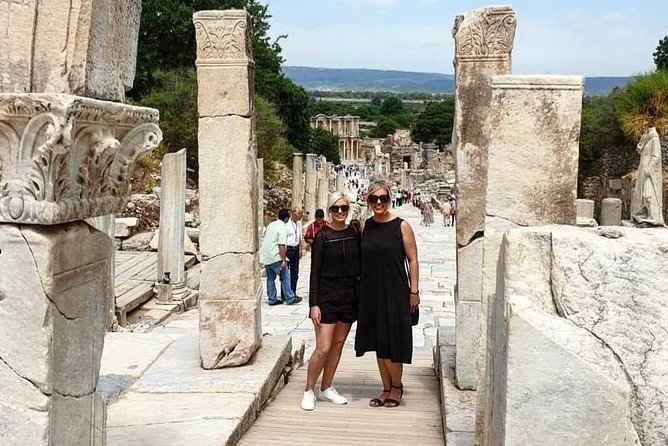 Ephesus & House of Virgin Mary Private Tour from Bodrum Port