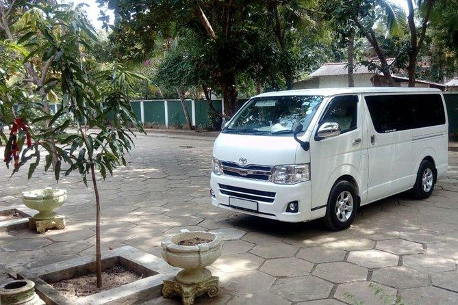 Elephant Pass City to Anuradhapura City Private Transfer