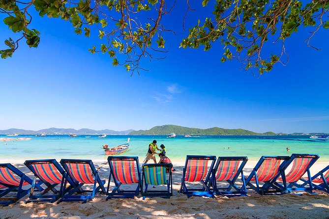Coral Island Snorkeling Half Day Tour By Speedboat From Phuket