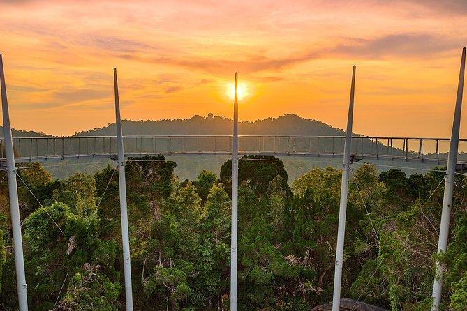 Sunset Walk at Penang Hill