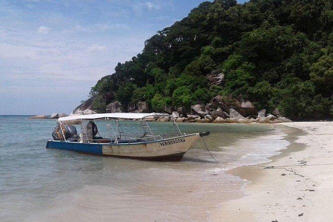 Kuala Besut Jetty to Kuala Lumpur City 1-way Transfer
