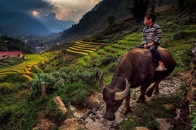 Private Sapa tour 3 days transfer from Hanoi by limousine overnight 3 star hotel