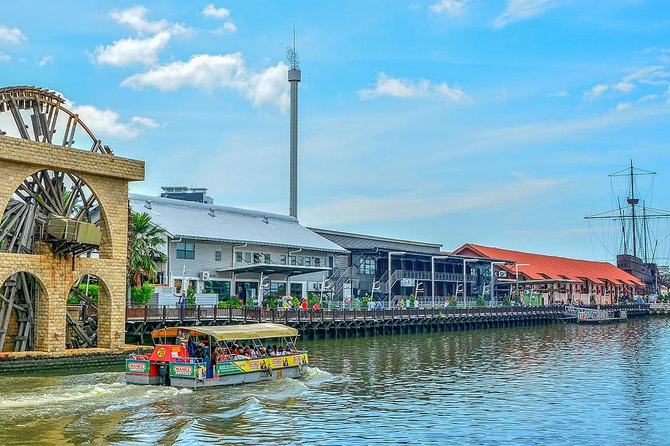 Historical Malacca City Tour With Lunch & River Cruise