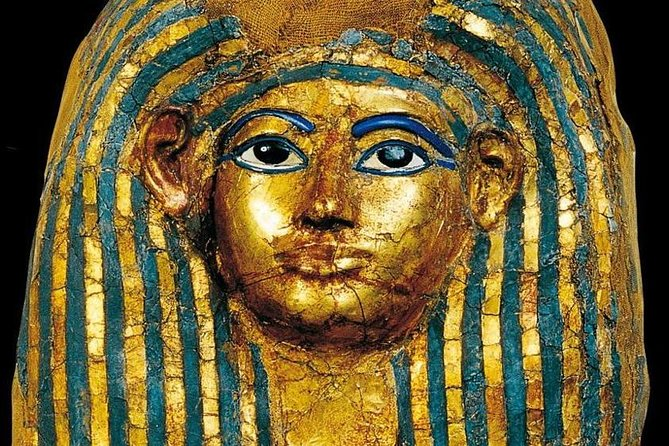 Guided tour of the Egyptian Museum of Turin