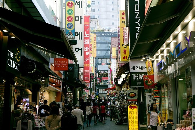 The Dark Side of Seoul Walking Audio Tour by VoiceMap