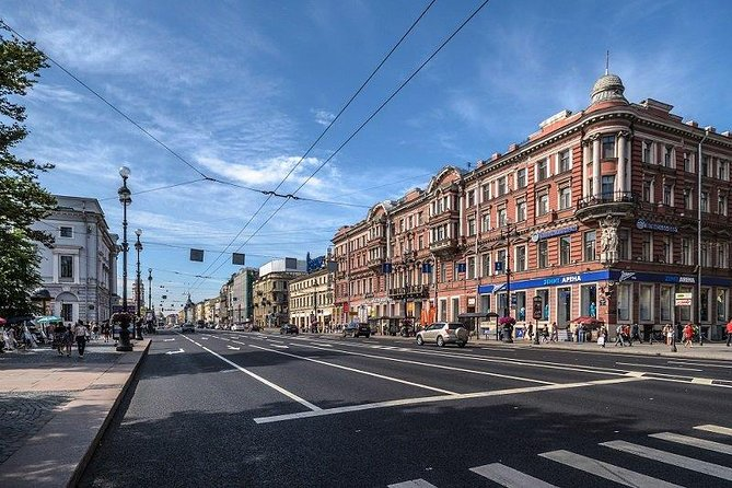 City Tour of St. Petersburg