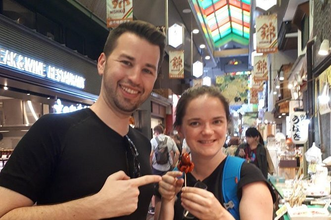 Short Trip in Kyoto Nishiki Market Walking Tour (Small group) photo 16