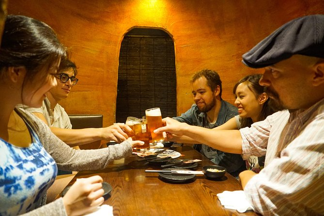 Sapporo Bar Hopping Food Tour