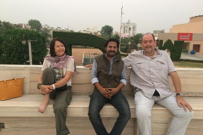 Private Full-Day Tour of Jaipur ( Pink City) with Guide and Lunch