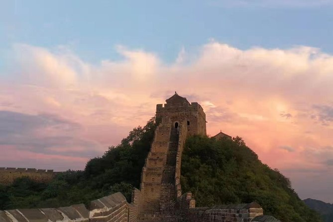 Hello Great Wall at Simatai West & Jinshanling Private Sunset Tour all inclusive