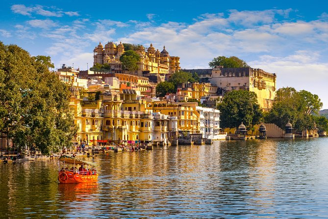 Full Day Sightseeing Tour of Udaipur