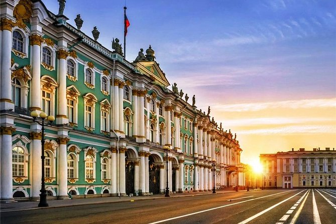 The Hermitage museum tour