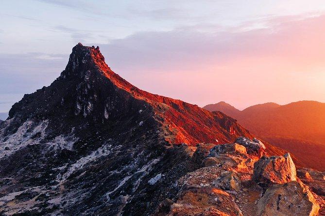 Sunrise Tour or Hiking Mount Sibayak From Medan