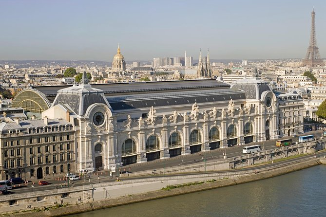 Orsay Museum Exclusive Guided Skip the Line Visit