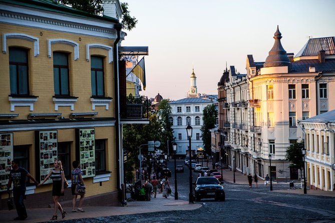 Private Tour Of Kyiv's Montmartre With Natalia photo 8