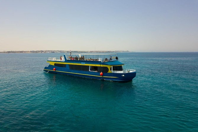 Paradise Conquest Semi Submarine Snorkel Sea - Excursion - Hurghada German