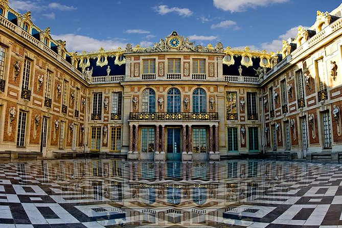 Palace of Versailles - Private Trip