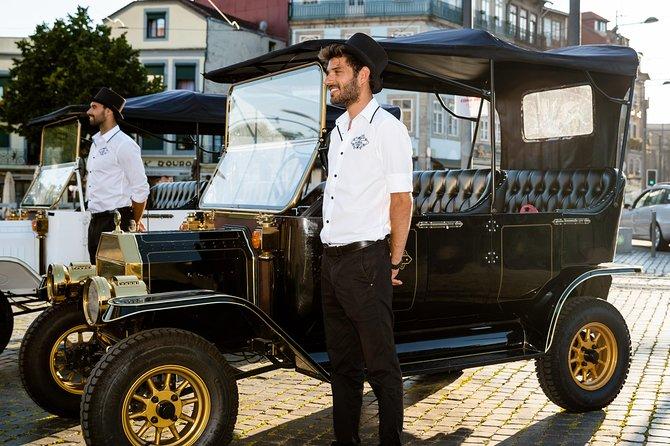 Vintage Tour (city of Porto)