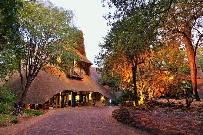 5 Days / 4 Nights Victoria Falls Safari Lodge Package