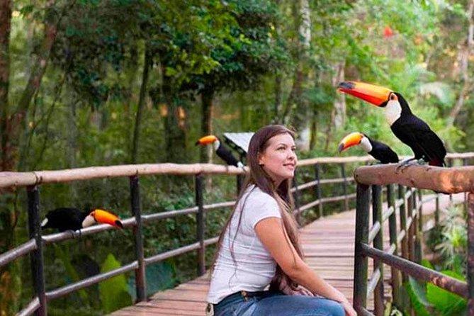 Parque das Aves Admission Ticket