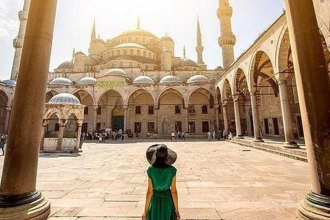 Hagia Sophia, Blue Mosque & Grand Bazaar Half-Day Tour of Istanbul