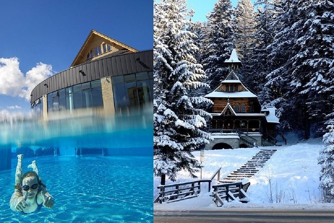 From Krakow: Zakopane Tatra Mountains & Thermal Baths Private Tour photo 1
