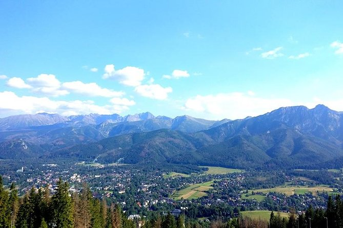 From Krakow: Zakopane Tatra Mountains & Thermal Baths Private Tour photo 2