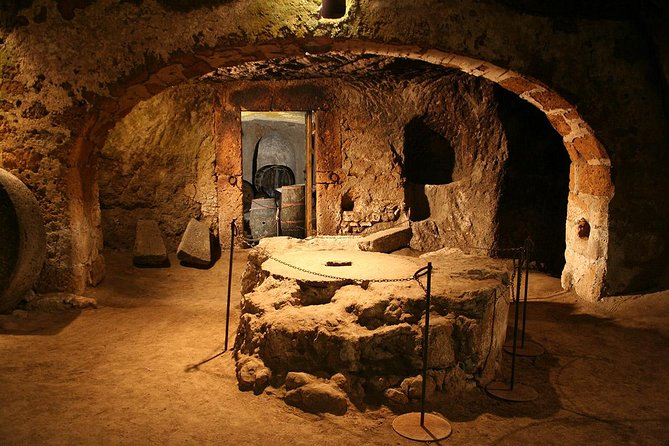 "Orvieto: Journey in the ""City Underground"" Private Tour from Rome"