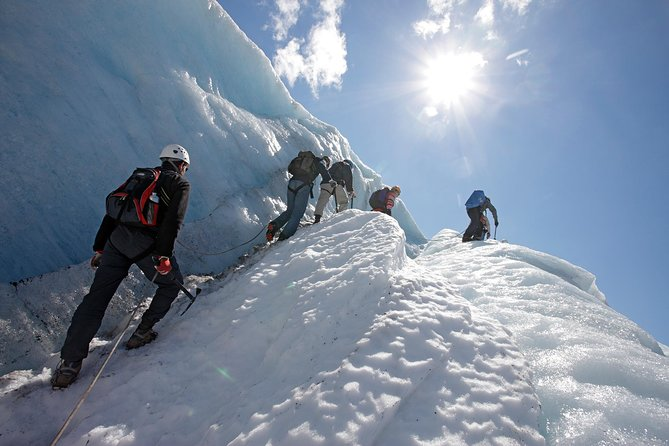 Private day tour to Folgefonna Glacier - incl Blue Ice Hiking