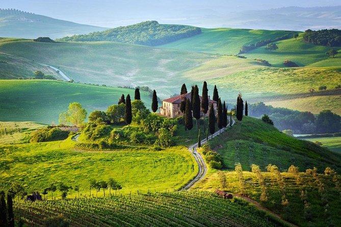 Toscane wijnproeverij