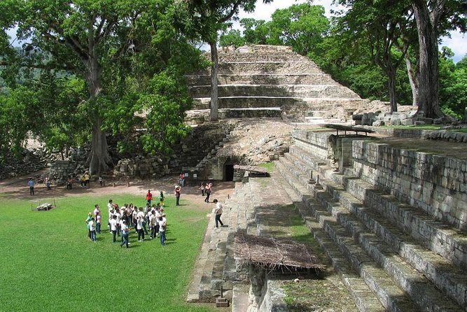 COPAN Ruins & Tunnels from Guatemala City or ANTIGUA
