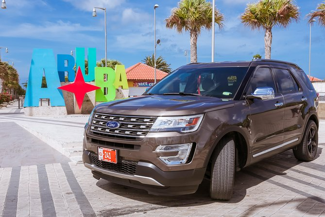Aruba Airport Private Transfer Roundtrip