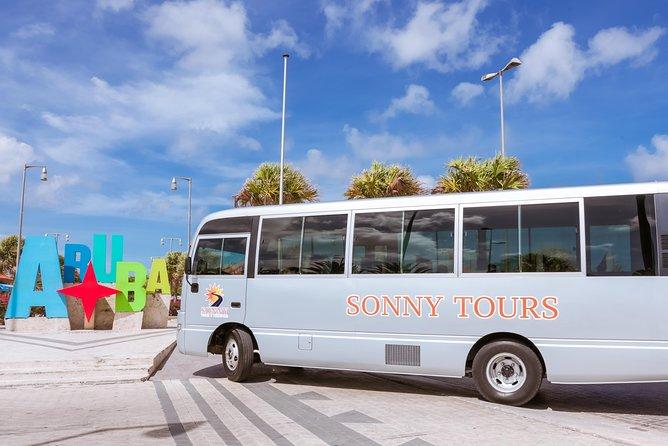 Aruba City Tour
