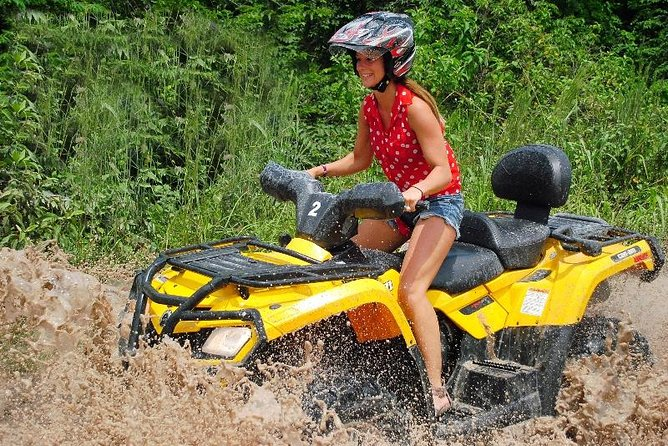 Riviera Maya Ultimate Adventure ATV's Snorkeling & Zip Lines