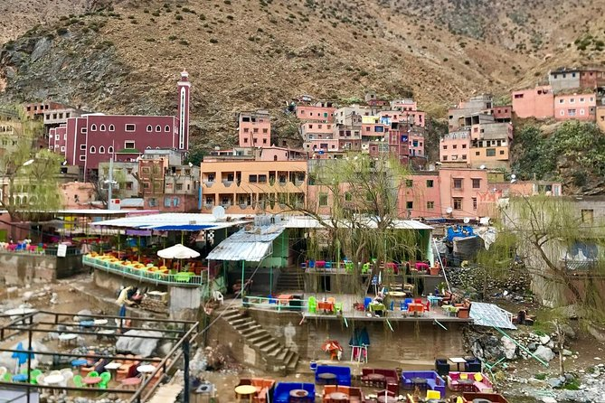 Group shared day tour to Ourika valley & Atlas Mountains photo 8