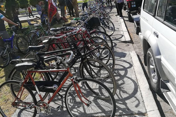 Quito Old Town Tour by Bike - Private Tours