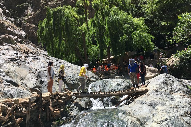 Group shared day tour to Ourika valley & Atlas Mountains photo 2