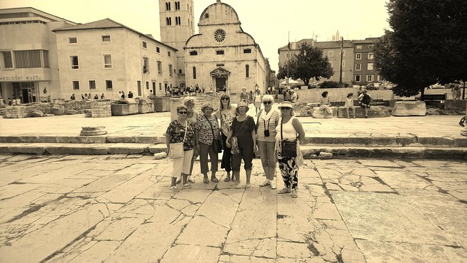 Zadar City Tour 120min Walk photo 1