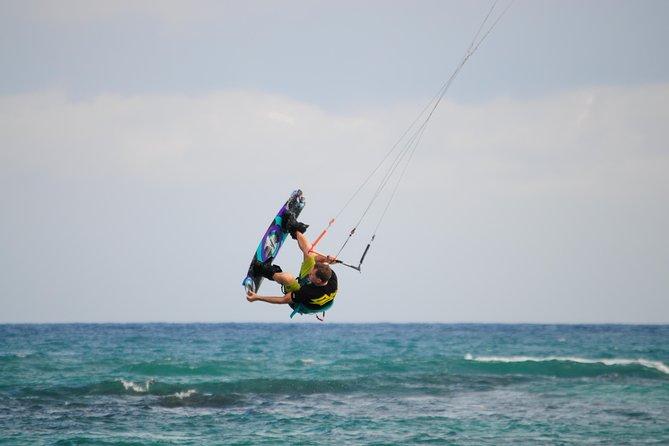 Curso Basico de Kitesurf en Playa XpuHa