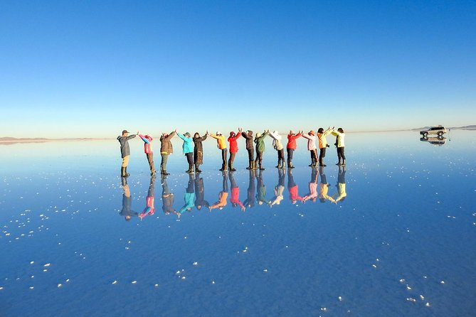 Uyuni Salt Flats _ Full Day _ English Speaking Guide