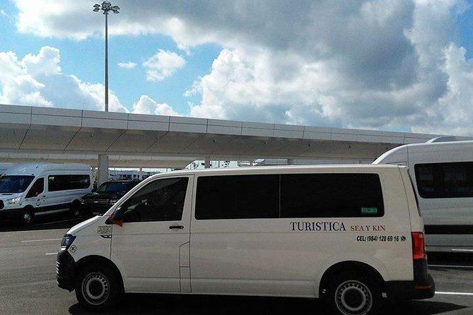 Transfer Aeropuerto Cancun - Puerto Chiquila