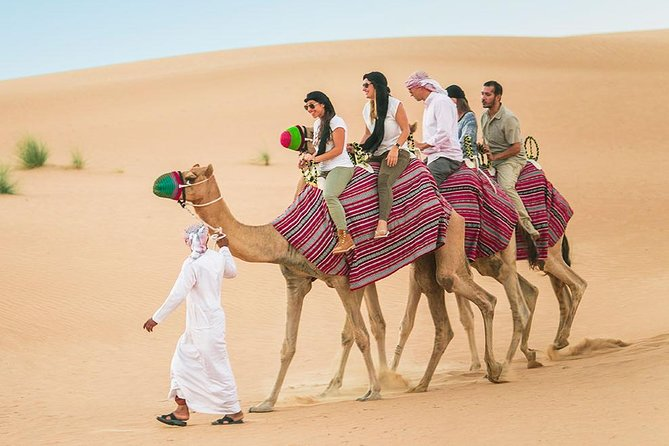 Morning Desert Safari With 20-Minutes Camel Ride photo 6
