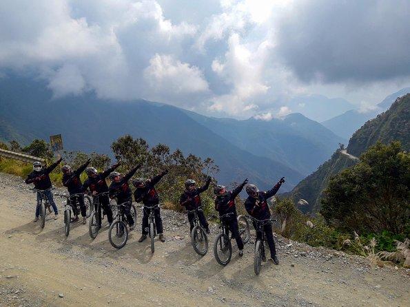 3 Day Death Road + Uyuni Salt Flats Tour From La Paz City