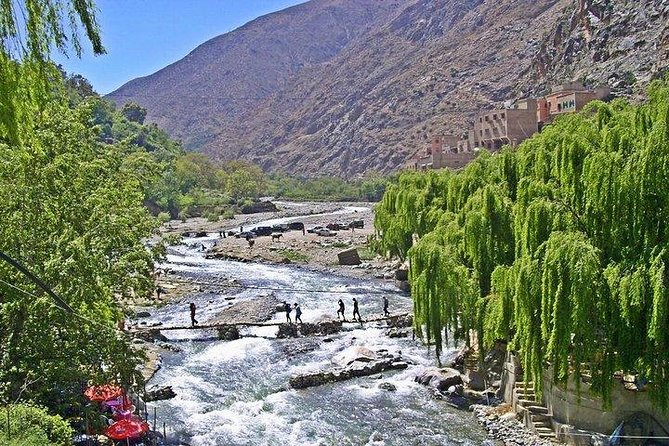 Atlas Mountains Private Day Trip from Marrakech