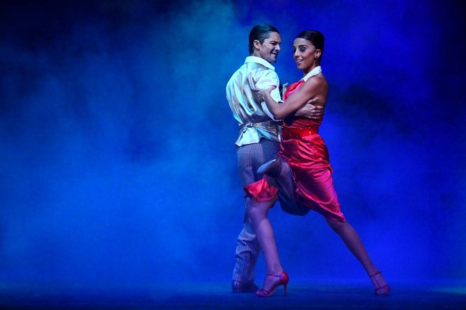 Madero Tango Show Including Executive Dinner In Buenos Aires