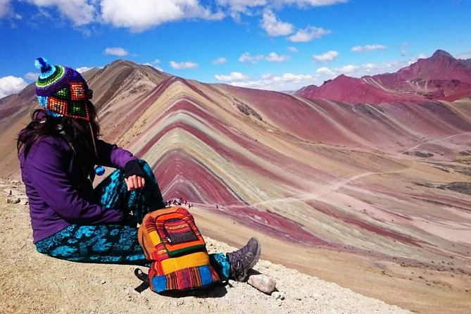 Rainbow Mountain & Red Valley full day tour