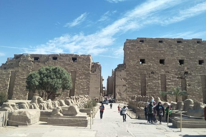 Private tour to Luxor East Bank , Karnak and Luxor Temples