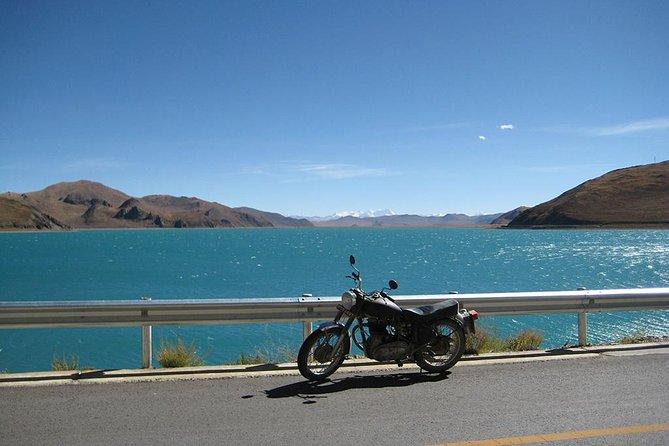 Everest Base Camp Motorbike Trip