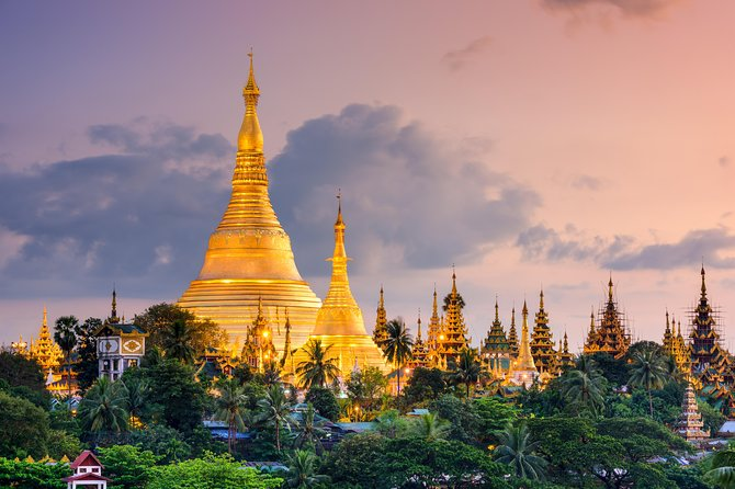 Highlights of Yangon (Seat In Coach)
